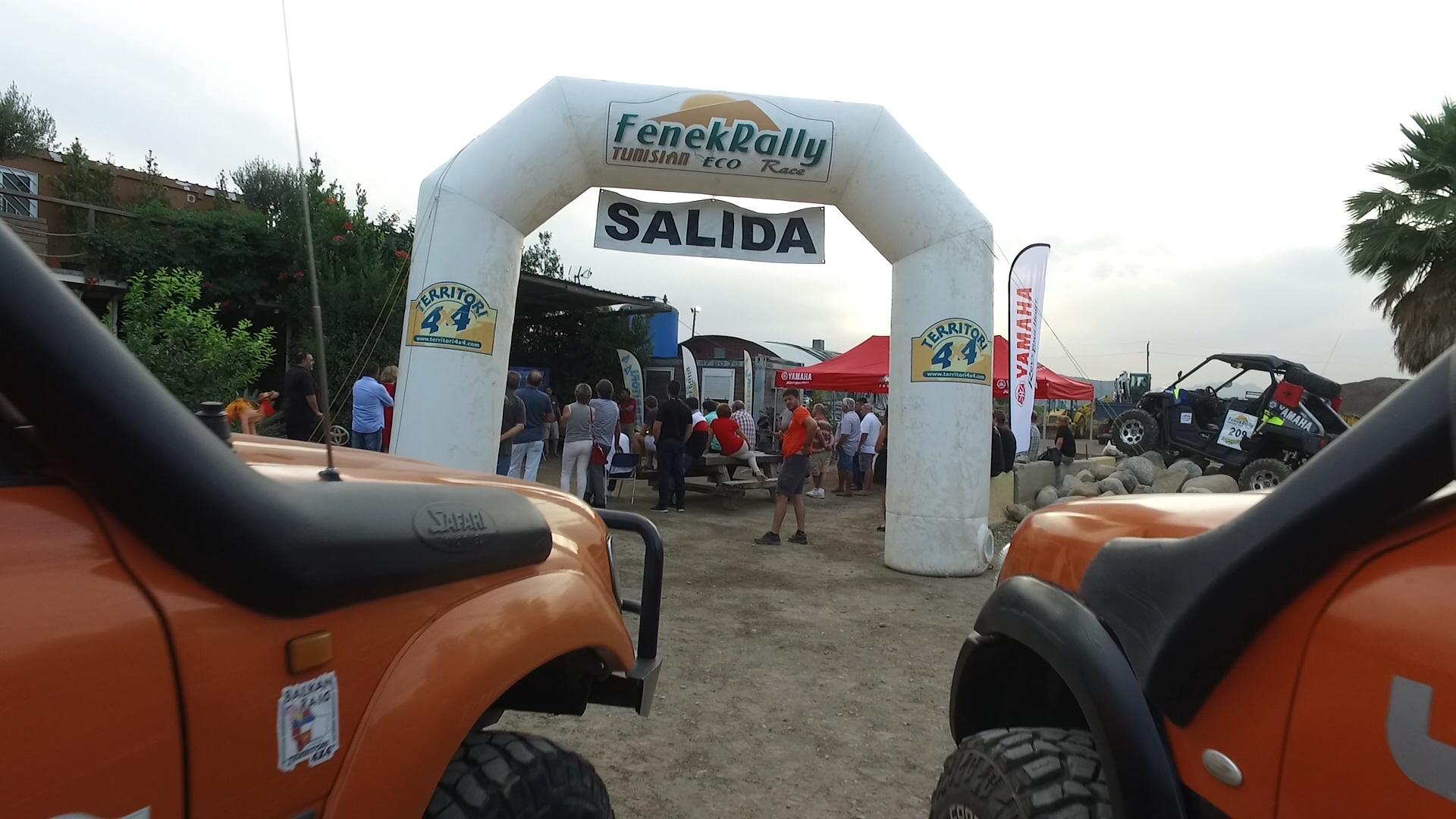 rally raid Marruecos Túnez 4x4 Moto Quad Buggy SSV