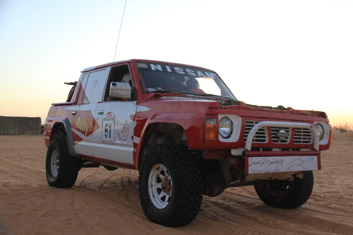 Course 4x4 moto quad SSV au Maroc