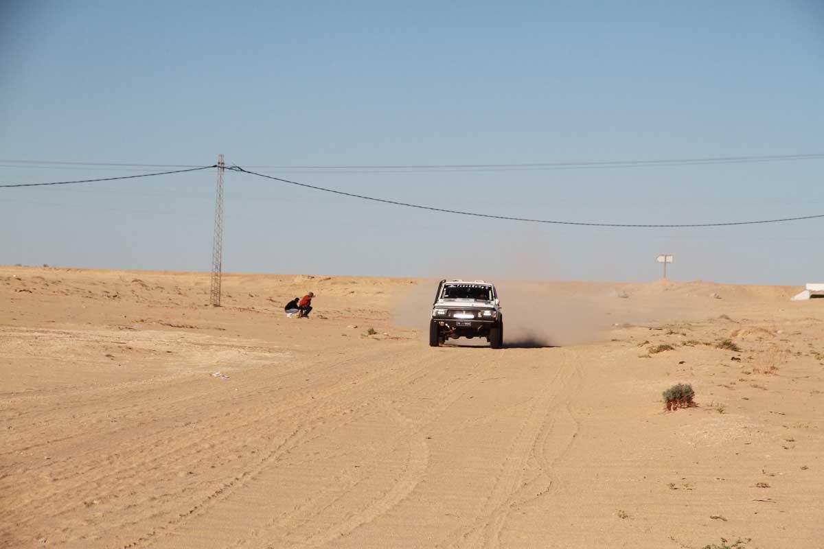 Gara 4X4 moto quad SSV in Marocco